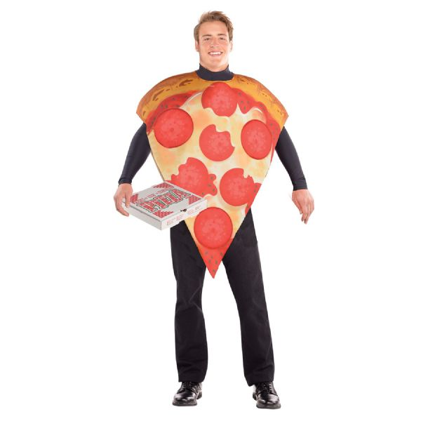 Pizza Slice Costume (New Coming Soon)